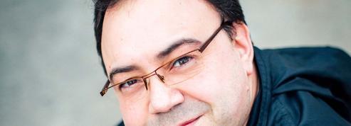 Patrick Sobral, créateur des Légendaires ,star des cours de récré