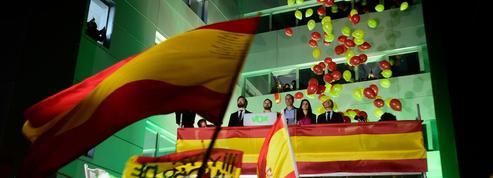 En Espagne, l'extrême droite s'affirme dans le jeu politique