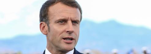 Emmanuel Macron à la poursuite du temps perdu