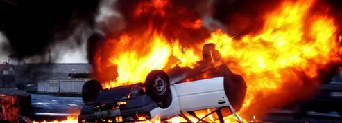Voitures brûlées: unpyromane en série arrêté en Alsace
