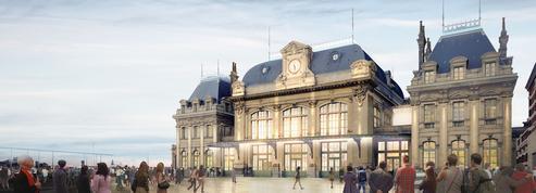 Dans le Pas-de-Calais, une gare rouvre et s'affirme en «locomotive» de l'économie locale