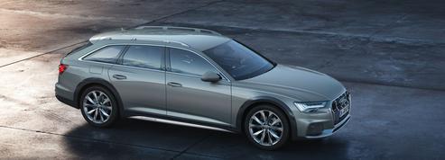 Audi A6 Allroad, un vaisseau taillé pour défier tous les éléments