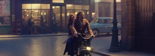 Nicolas Bedos filme «le vertige de la modernité» dans La Belle Époque