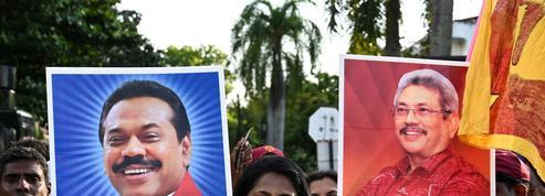 Les frères Rajapaksa de retour à la tête du Sri Lanka