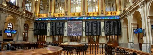 Bataille autour de la Bourse de Madrid