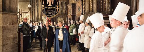 À Saint-Eustache, une messe du souvenir pour les charcutiers