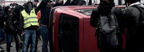 «Gilets jaunes»: «Les violences place d'Italie venaient de la frange habituelle de l'ultragauche»
