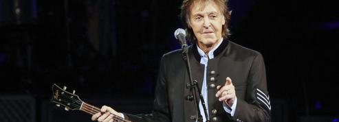 Paul McCartney, tête d'affiche du 50e festival de Glastonbury