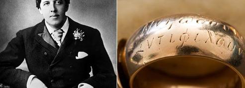 Volée puis retrouvée par un détective: l'incroyable histoire de la bague en or d'Oscar Wilde