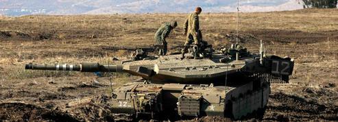 Israël revendique des frappes de «grande ampleur» en Syrie