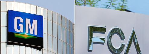 General Motors porte plainte contre Fiat-Chrysler pour corruption