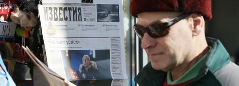 Dans les médias russes, haro sur les «agents de l'étranger»
