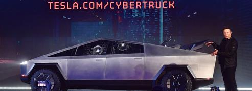 Tesla dévoile son drôle de pick-up du futur