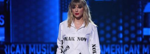 Taylor Swift sacrée «artiste de la décennie» aux American Music Awards