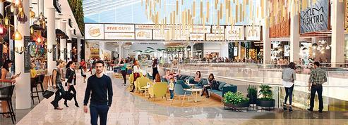 Restaurants, spectacles… les boutiques ne sont plus le seul attrait des centres commerciaux