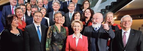 Von der Leyen promet un «nouveau départ» à l'Union européenne