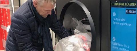 Recyclage: les Norvégiens, rois de la consigne