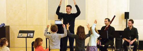Orchestres en fête ce week-end: place aux mômes!