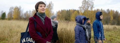 Un simple crayon ,l'héroïsme russe au féminin