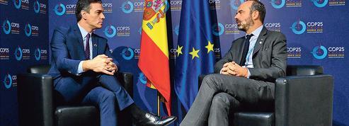 COP25: Édouard Philippe vante une «écologie souriante»