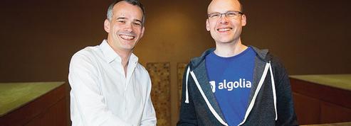 Algolia, un moteur de recherche américain créé par deux Français