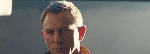 No Time to Die :un nouveau trailer montre un James Bond plus sombre que jamais