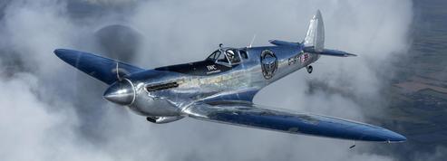 Le voyage à travers le temps du Silver Spitfire