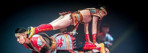 Les cirques pour les fêtes à Paris