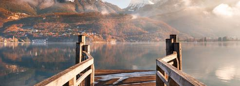 5 activités hivernales pour un week-end sportif au lac d'Annecy