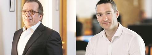 Prix du leadership: Philippe Ginestet et Philippe de Chanville, lauréats