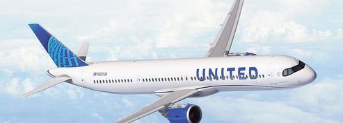 Boeing fragilisé par une commande d'United Airlines à Airbus