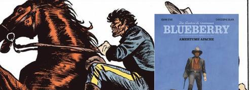 La Case BD: Blueberry remis en selle par Christophe Blain et Joann Sfar