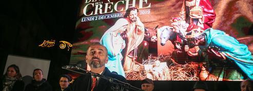 Crèches de Noël: les gardiens du temple laïque lancent leur campagne répressive