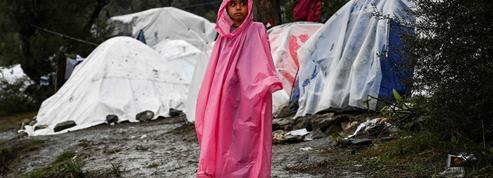 Des enfants tentent de se suicider pour échapper à l'enfer des camps de migrants de Lesbos