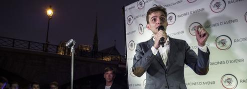 LR en passe d'exclure Erik Tegnér, le jeune militant qui défend l'«union des droites»