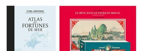 Colette, Dickens, Harry Potter... notre sélection de beaux-livres à offrir