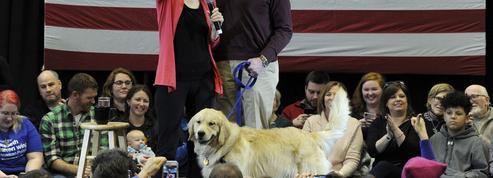 Le chien, meilleur allié des présidents américains