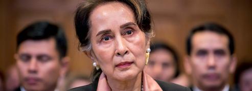 Rohingyas: à LaHaye, le dernier combat d'Aung San Suu Kyi
