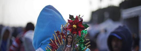 Des millions de Mexicains venus honorer Notre-Dame de Guadalupe