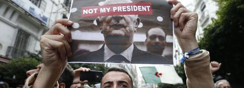 Abdelmadjid Tebboune, à peine élu, déjà constesté à la présidence de l'Algérie