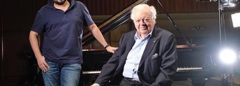 Le pianiste Philippe Entremont, 85 ans, premier artiste vivant à enregistrer son hologramme