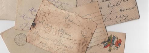 Les lettres d'un poilu restituées à sa famille... 103 ans plus tard
