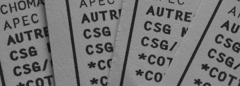«L'opinion découvre le poids réel de la CSG»