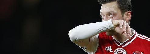 La Chine inflige un carton rouge à Arsenal sur fond de question ouïghoure