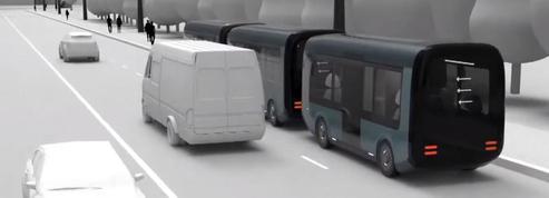 La start-up Goggo défie Google avec des mini-vans