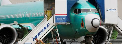 737 Max: l'activité des sous-traitants bridée par la décision de Boeing