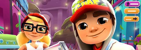 Le jeu mobile le plus téléchargé de la décennie est Subway Surfers