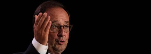 Réforme des retraites: Hollande dénonce un «projet improvisé» par Macron