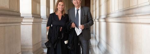 Olivier Cousi et Nathalie Roret, nouveau bâtonnier et vice-bâtonnier de Paris