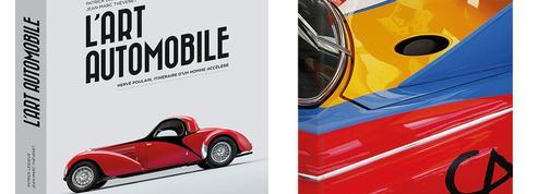 L'art automobile, si Hervé Poulain m'était conté